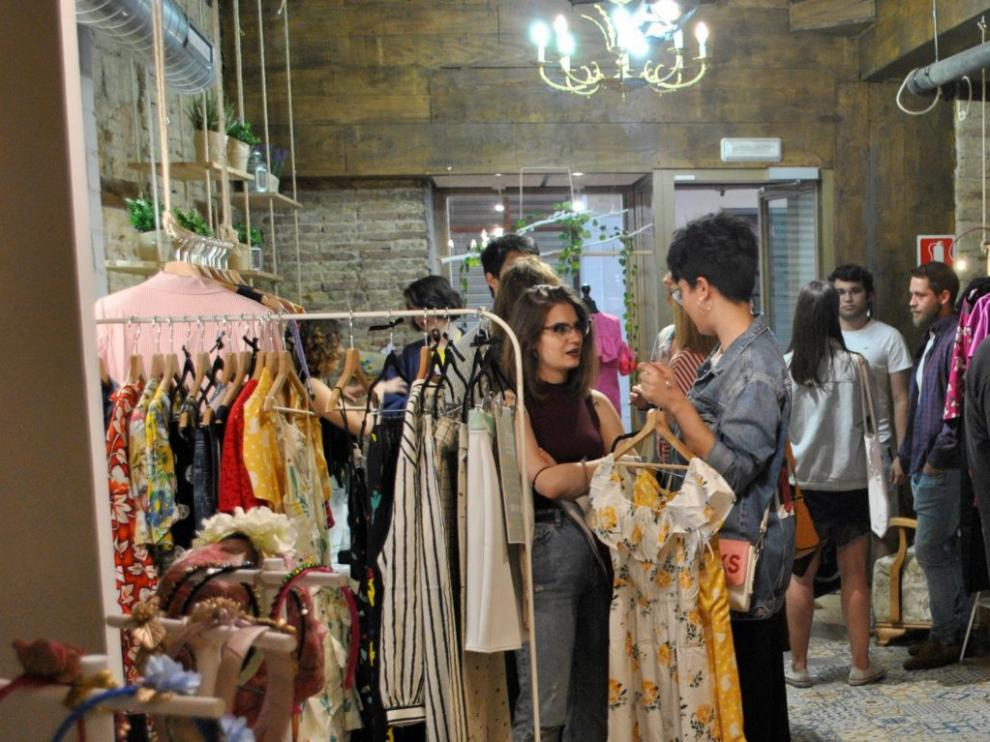 Alquiler de prendas de ropa en La Modateca