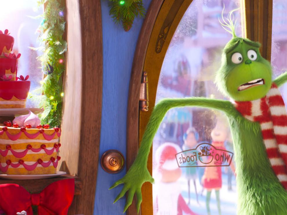 El monstruo verde vuelve a intentar robar la Navidad