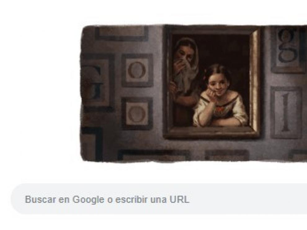 Google celebra los 400 años del nacimiento de Murillo