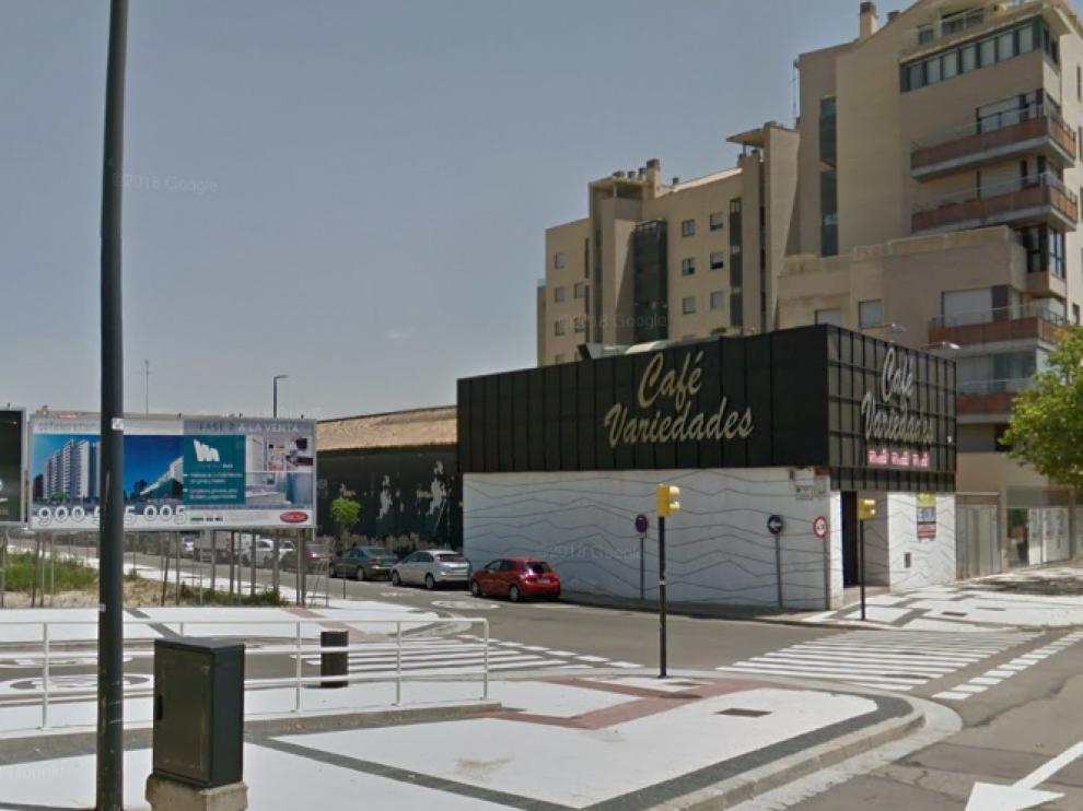 Las agresiones se produjeron a las puertas de esta discoteca, ubicada junto al pabellón Príncipe Felipe de Zaragoza.