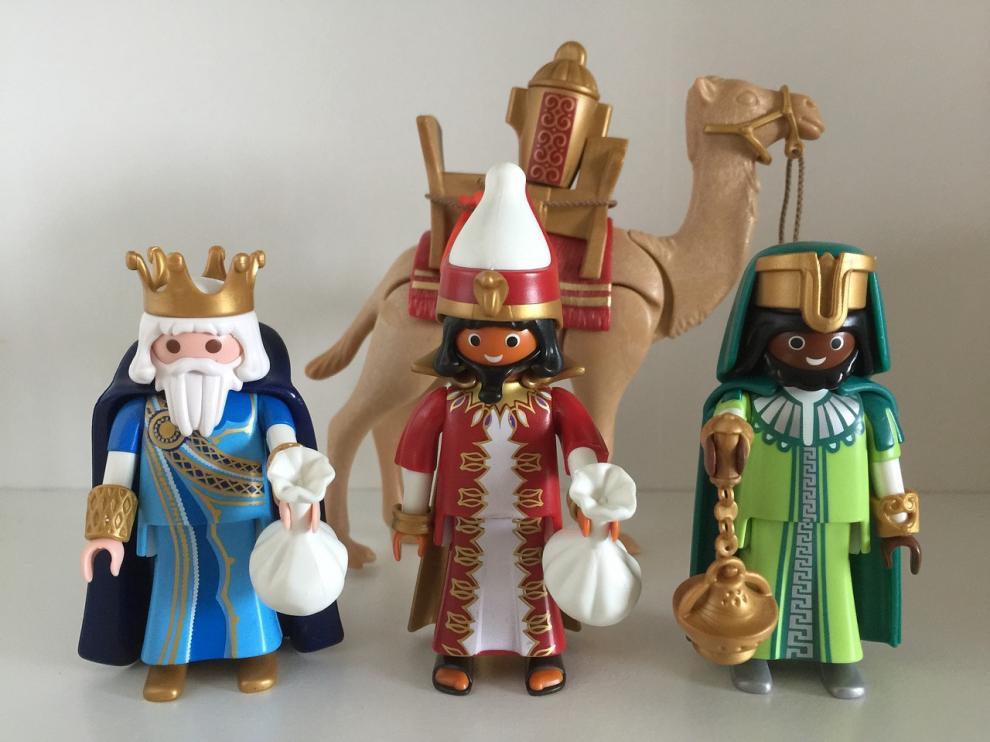 Los Reyes Magos ya preparan los paquetes para la próxima noche de Reyes.