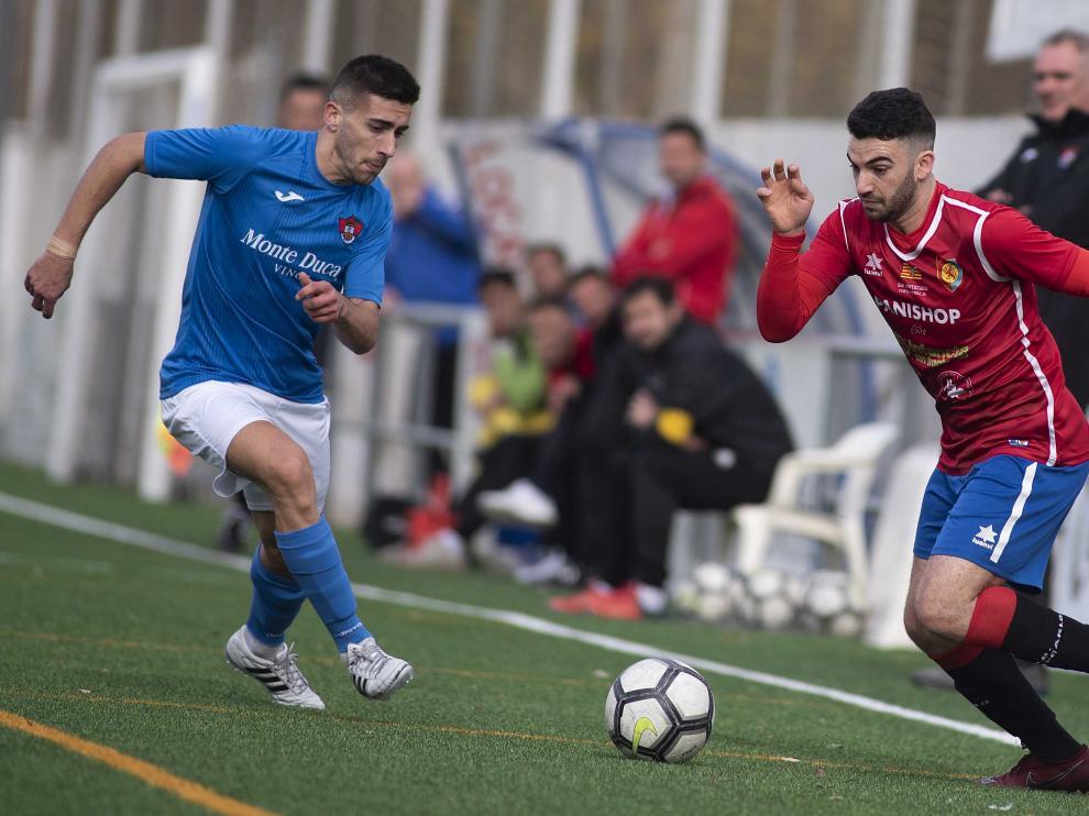Fútbol. Regional Preferente- Montecarlo vs. Cariñena.