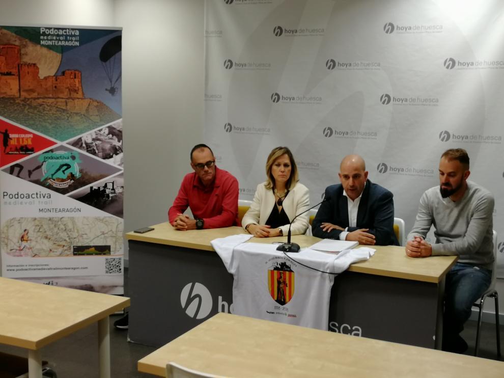 La presentación de esta iniciativa se ha llevado a cabo en la sede comarcal de la Hoya de Huesca.