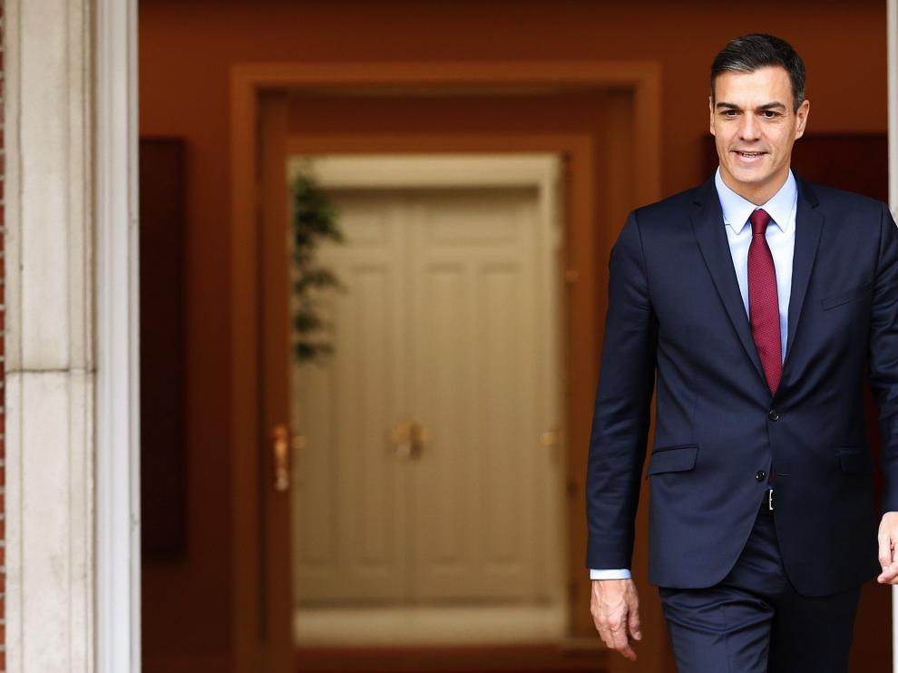 Pedro Sánchez en imagen de archivo.