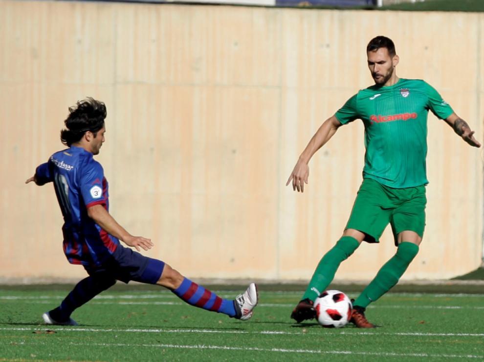 Fútbol. Tercera División- Villanueva vs. Utebo.