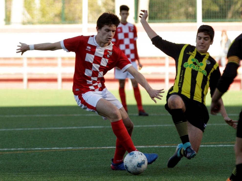 Futbol. Liga Nacional Juvenil Hernán Cortés vs Balsas