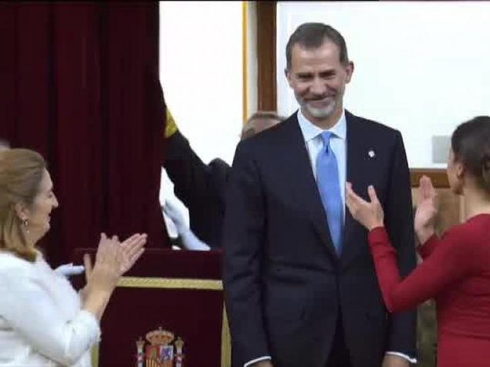 Felipe VI en imagen de archivo.