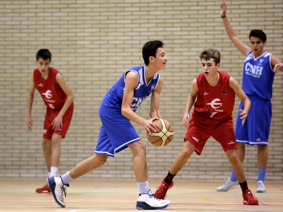 El Basquet Zaragoza participará como equipo referente de Aragón