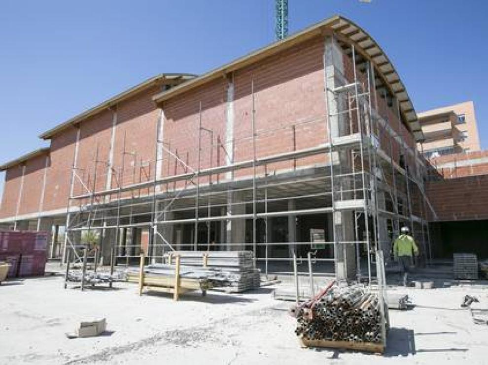 Imagen de archivo del edificio en el que se ubicará el centro cívico de Rosales del Canal