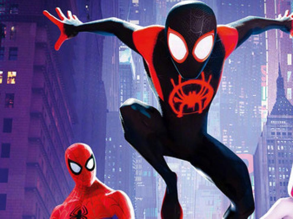 'Spiderman: un nuevo universo'