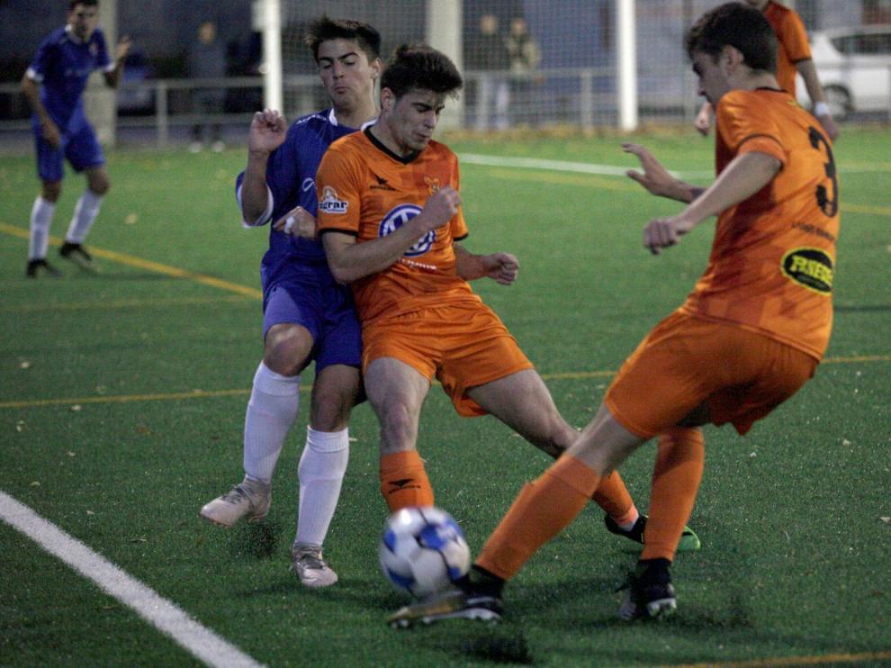 Fútbol- Liga Nacional Juvenil Juventud vs Valdefierro