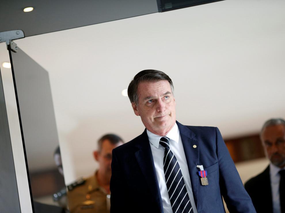 El ultraderechista Jair Bolsonaro, presidente electo de Brasil