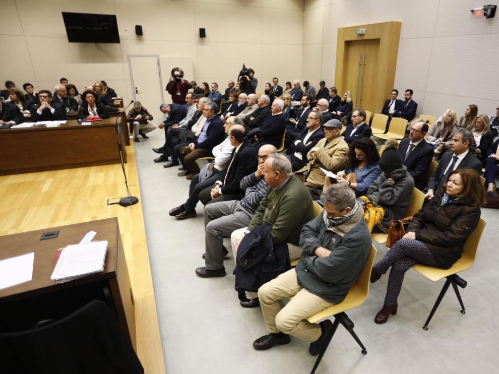 La Fiscalía Anticorrupción anuncia pactos con Becerril y otros 19 acusados del caso Plaza