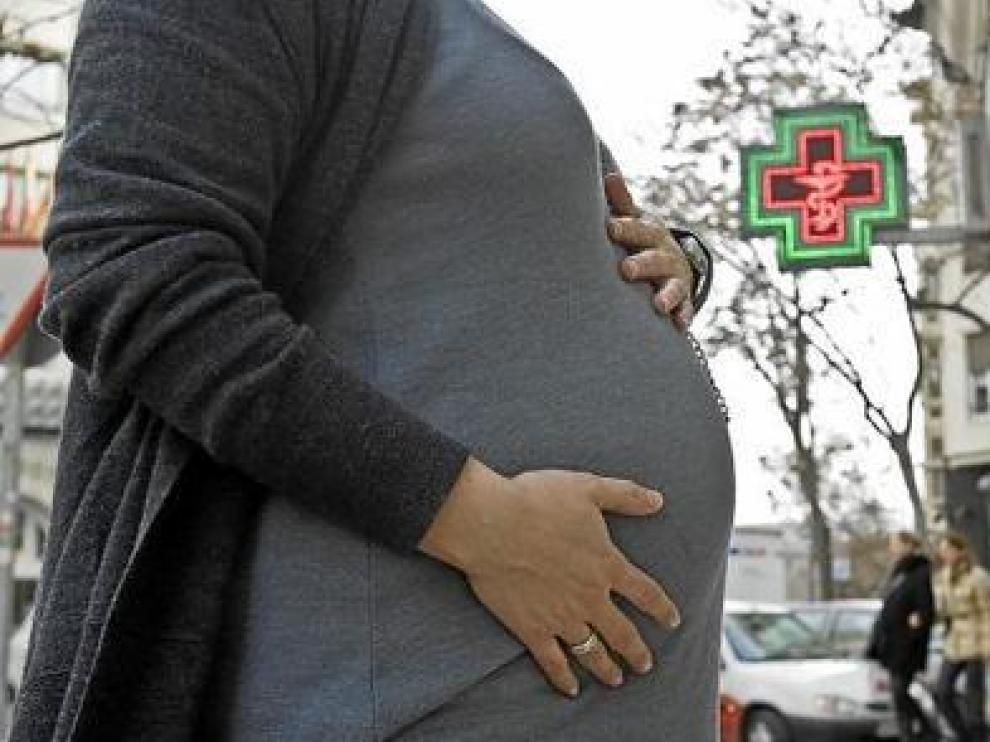 El número de nacimientos en Aragón y en toda España sigue a la baja.