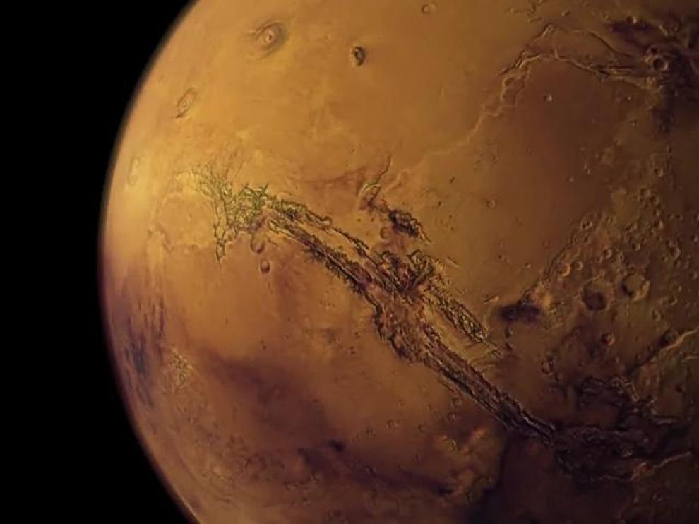 Descubre cómo suena el viento en Marte