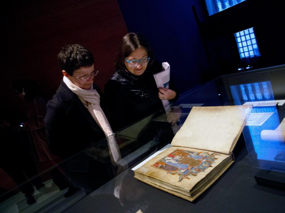 Exposición sobre el VII Centenario del Archivo de la Corona de Aragón