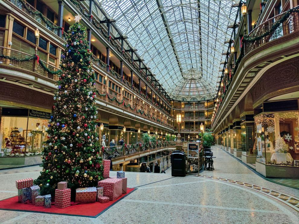 Los árboles de navidad son una tradición muy arraigada y con mucho significado.