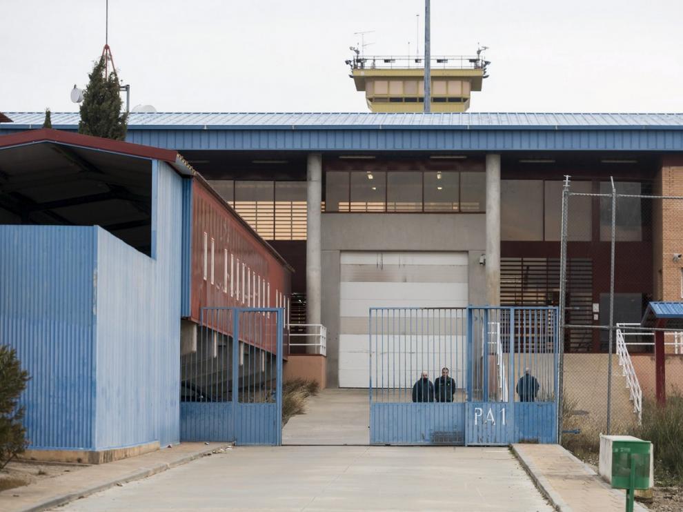 Llegada de Igor el Ruso a la cárcel de Zuera el 20 de diciembre de 2017