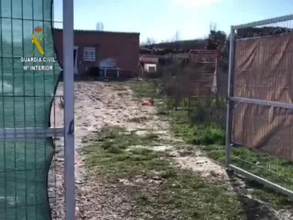 Detenido el presunto autor de varios disparos contra una casa en Paracuellos de Jiloca