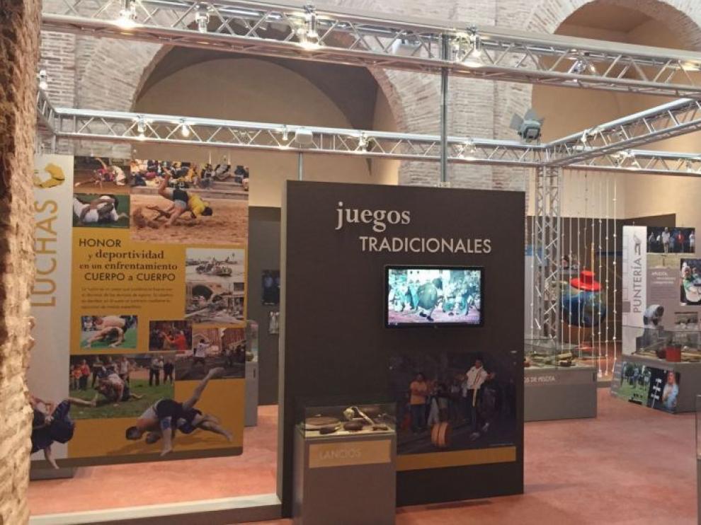 El museo se sitúa en el convento de San Lorenzo, en el espacio conocido como El Fuerte.