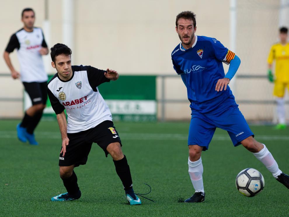 Fútbol. Regional Preferente- Valdefierro vs.Calatayud.