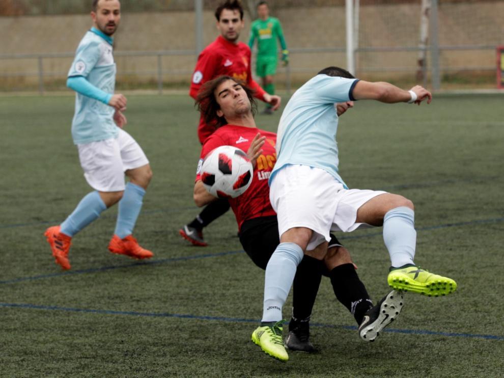 Fútbol. Tercera División- San Juan vs. Brea.