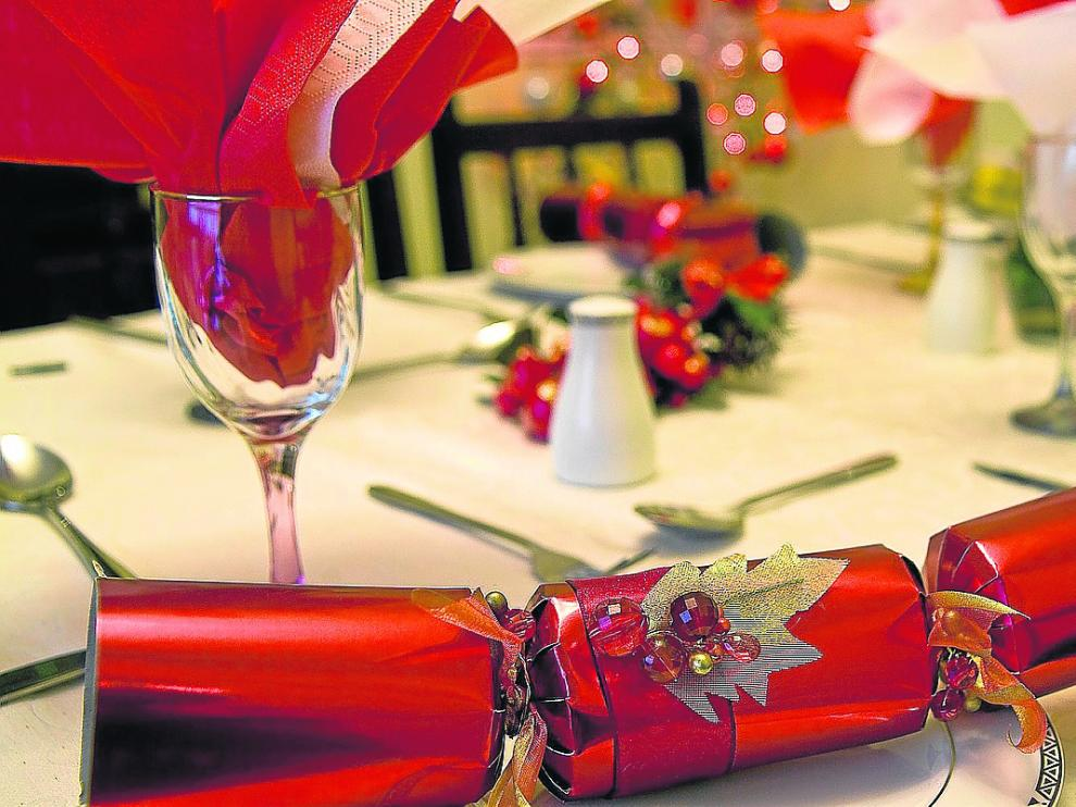 Las mesas navideñas se llenan de alimentos aragoneses, conservando unas costumbres que se remontan en el tiempo.