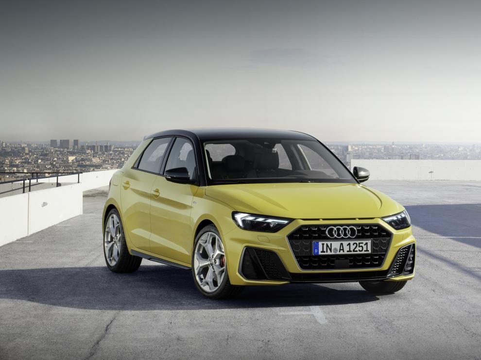 El nuevo A1 ya está disponible en Audi Center Zaragoza.