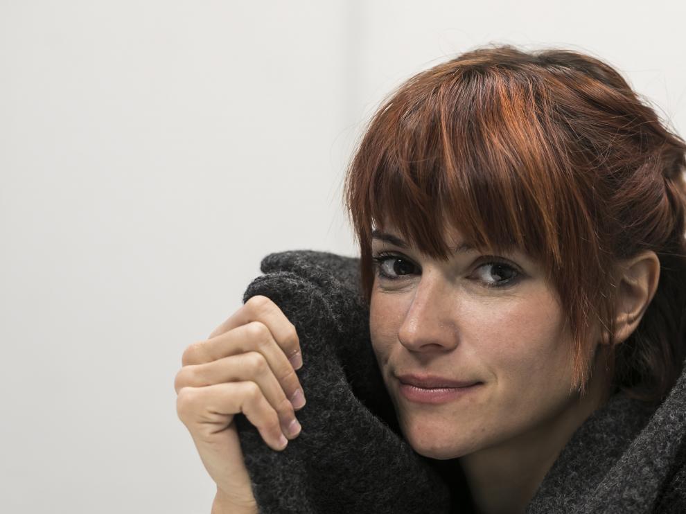 María Bastarós es la autora de la novela 'Historia de España contada a las niñas'.