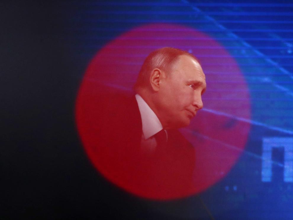 Las manipulaciones de la Rusia de Putin son un peligro para la democracia en Europa.