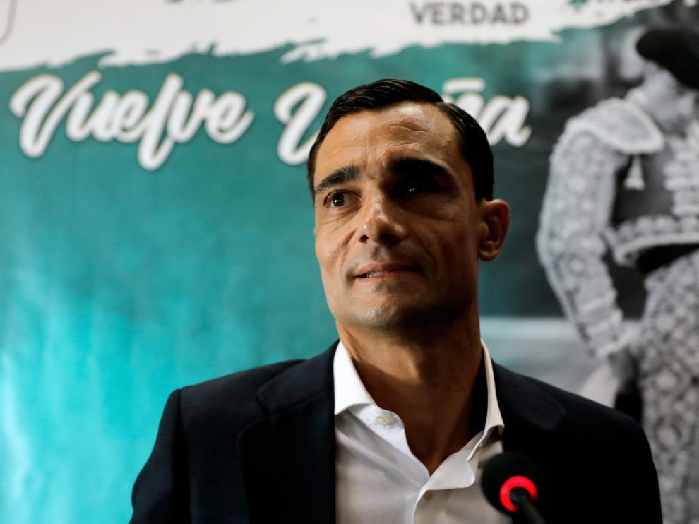 El torero murciano, Paco Ureña, en imagen de archivo.