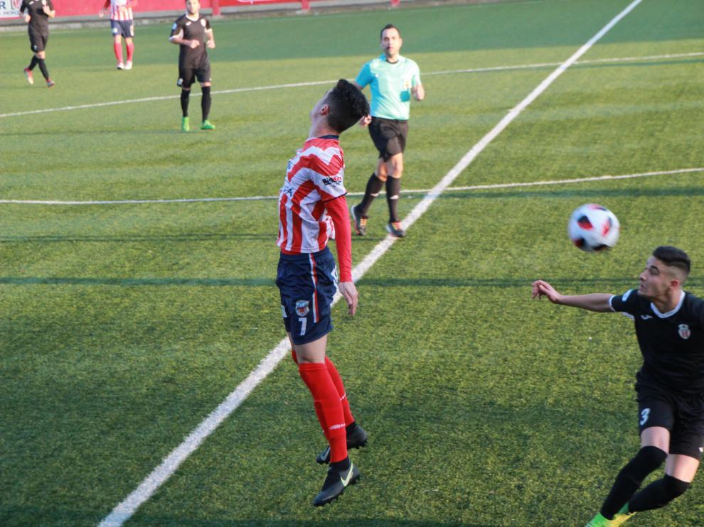 Fútbol. Tercera División- Monzón