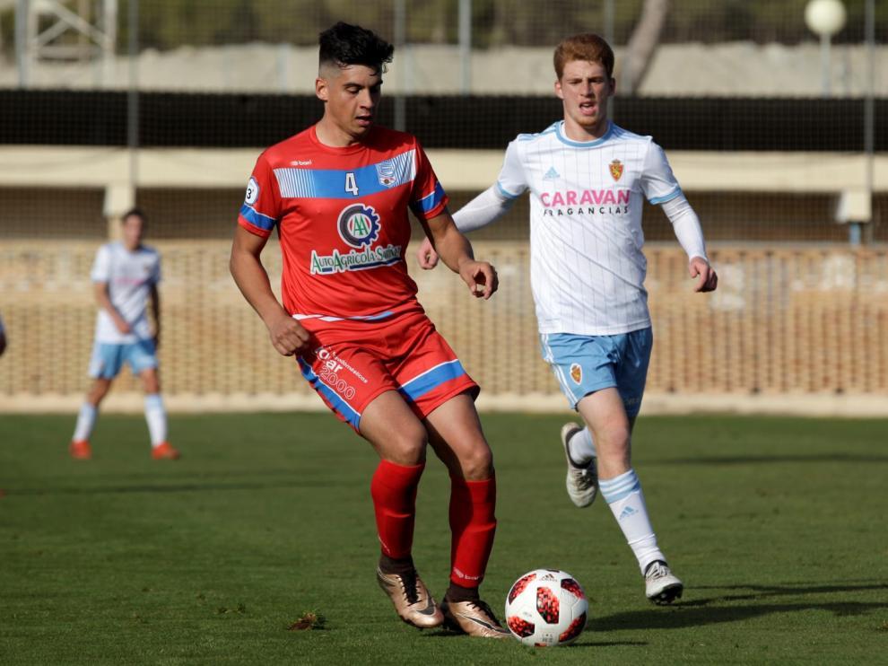 Fútbol. Tercera División- RZD Aragón vs. Sariñena