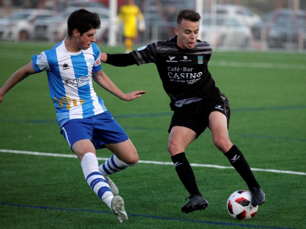 Fútbol. Tercera División- Casetas vs. Tarazona.
