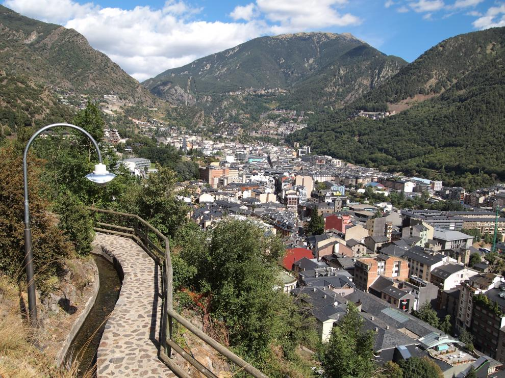 Andorra La Vieja.