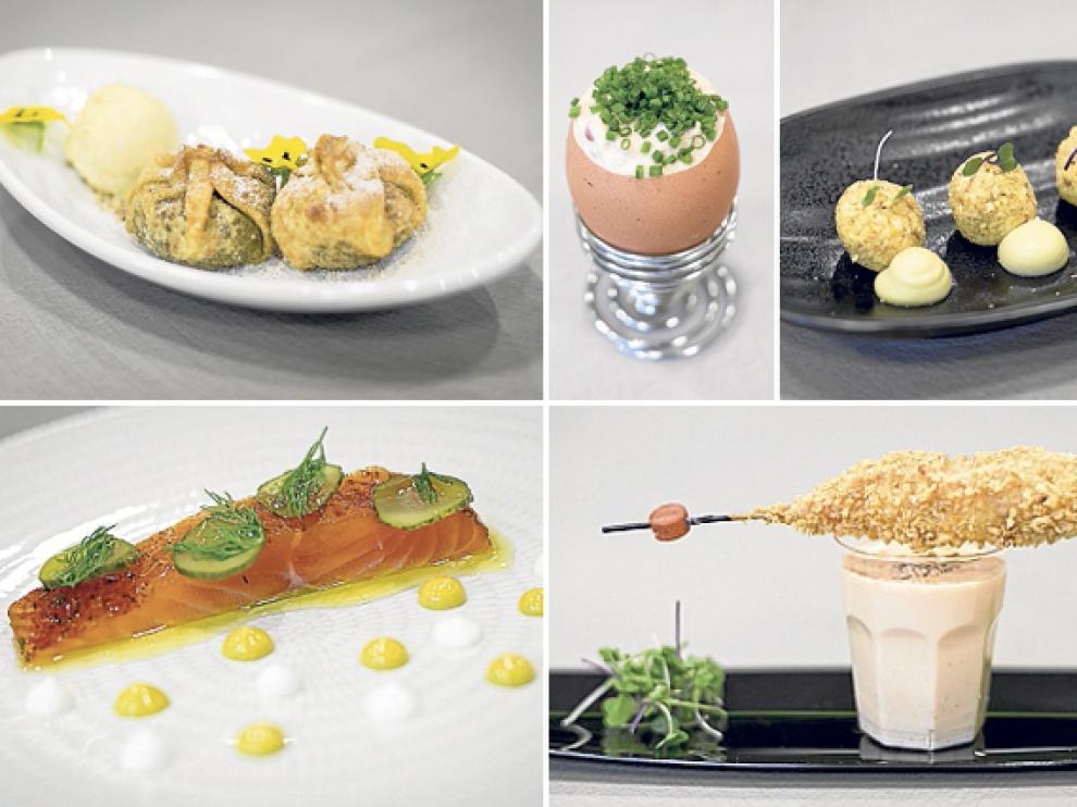 Cinco Aperitivos Para Nochevieja Noticias De Gastronomía
