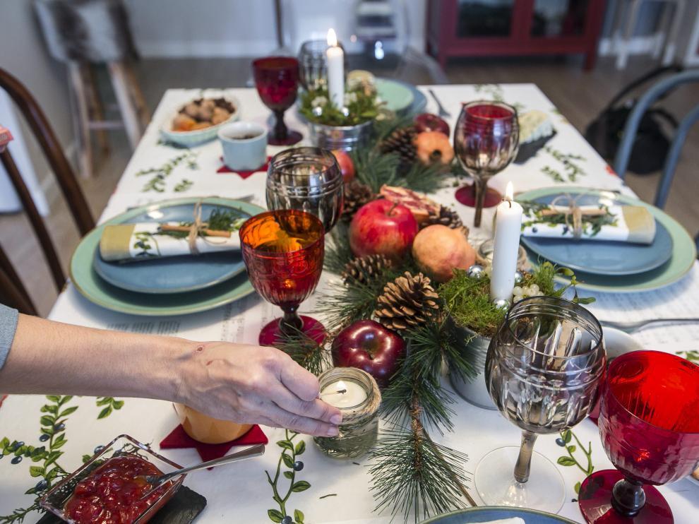 Estos días navideños hay que cuidar la decoración y la conversación