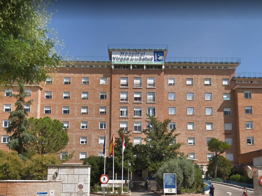 Los heridos fueron trasladados al hospital Virgen de la Salud, de Toledo