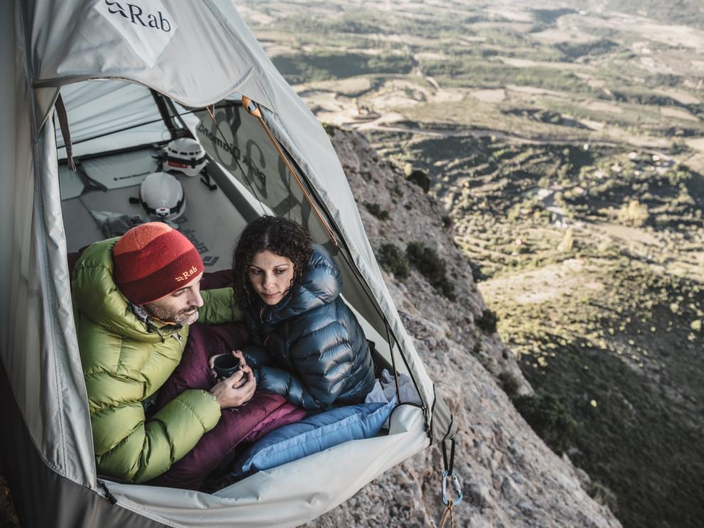 'Sueños verticales en el Reino de los Mallos', de Verticalia Arborismo, es la experiencia turística en Aragón ganadora del año 2018.