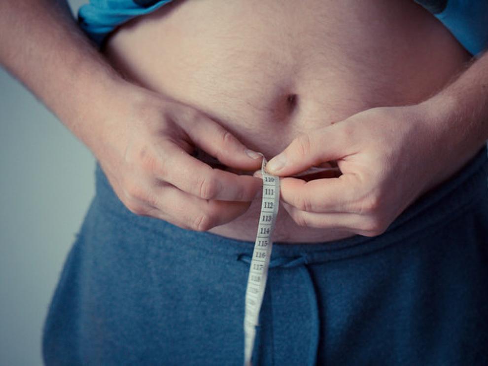 Más que calcular el peso, es más importante medir la circunferencia de la cintura para registrar la pérdida de grasa visceral