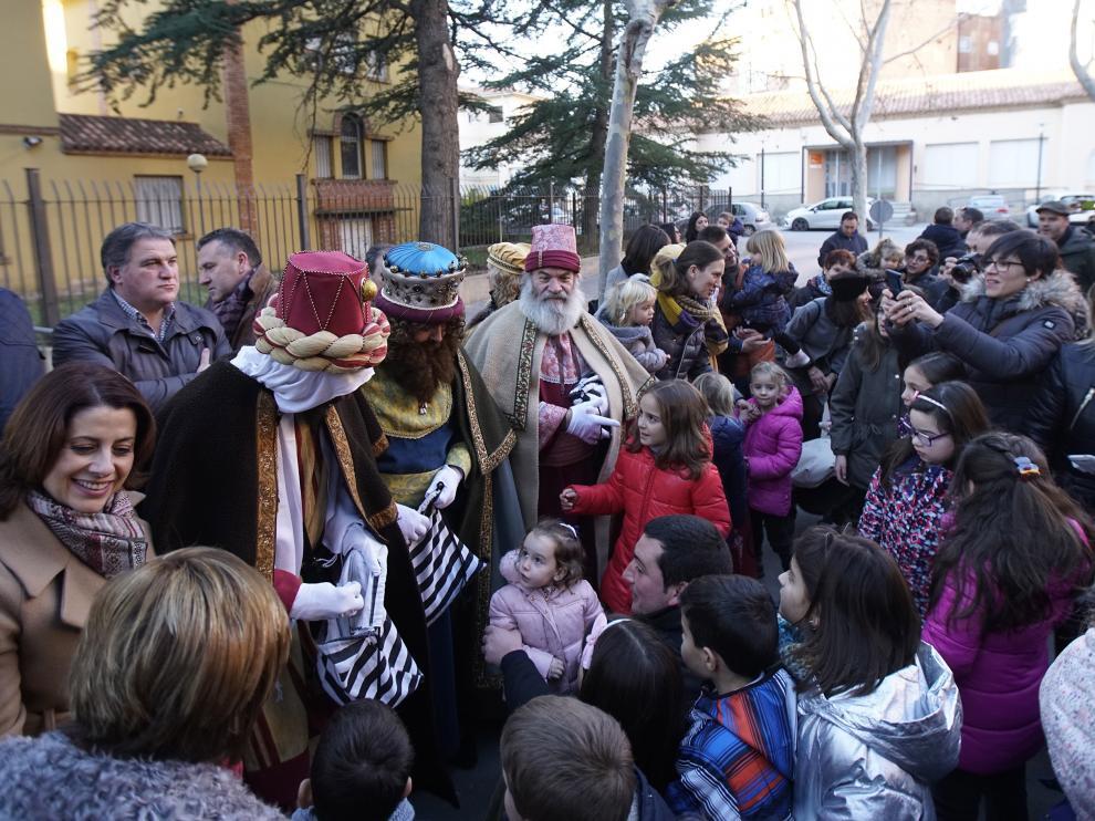 Cabalgata de Reyes en Teruel