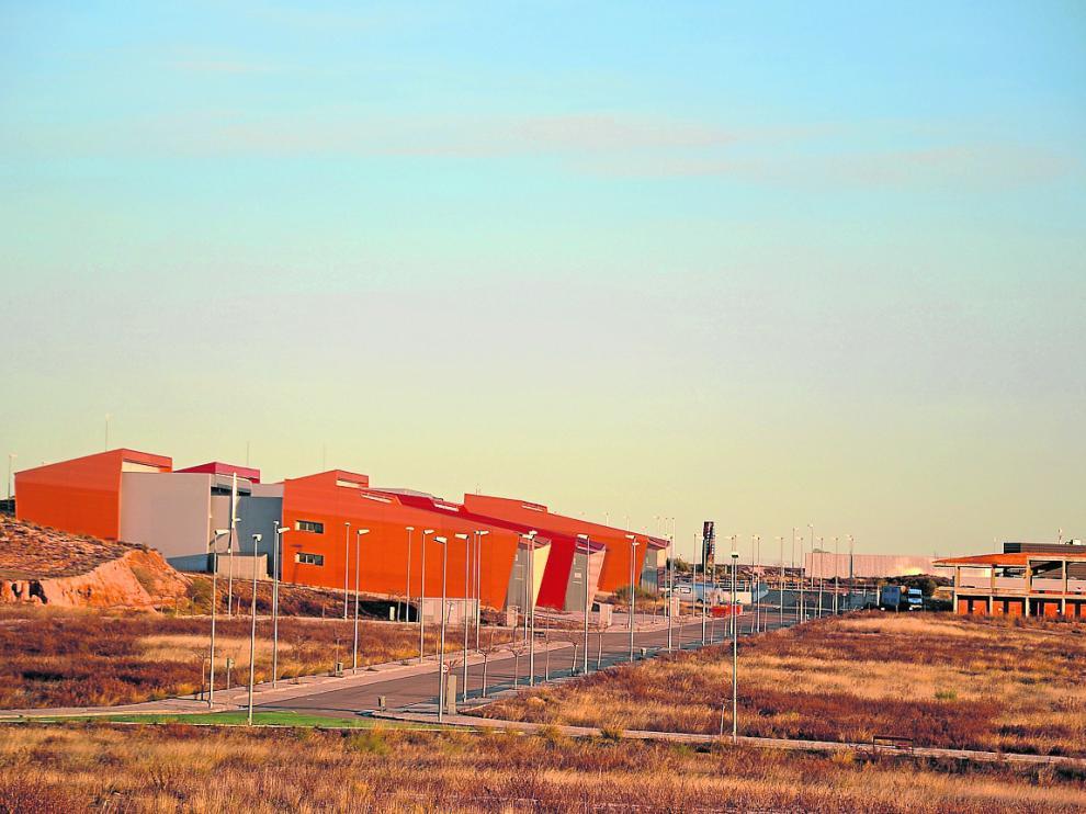 La fábrica fallida se localizaba en Technopark -en la foto-, la vertiente industrial de Motorland.