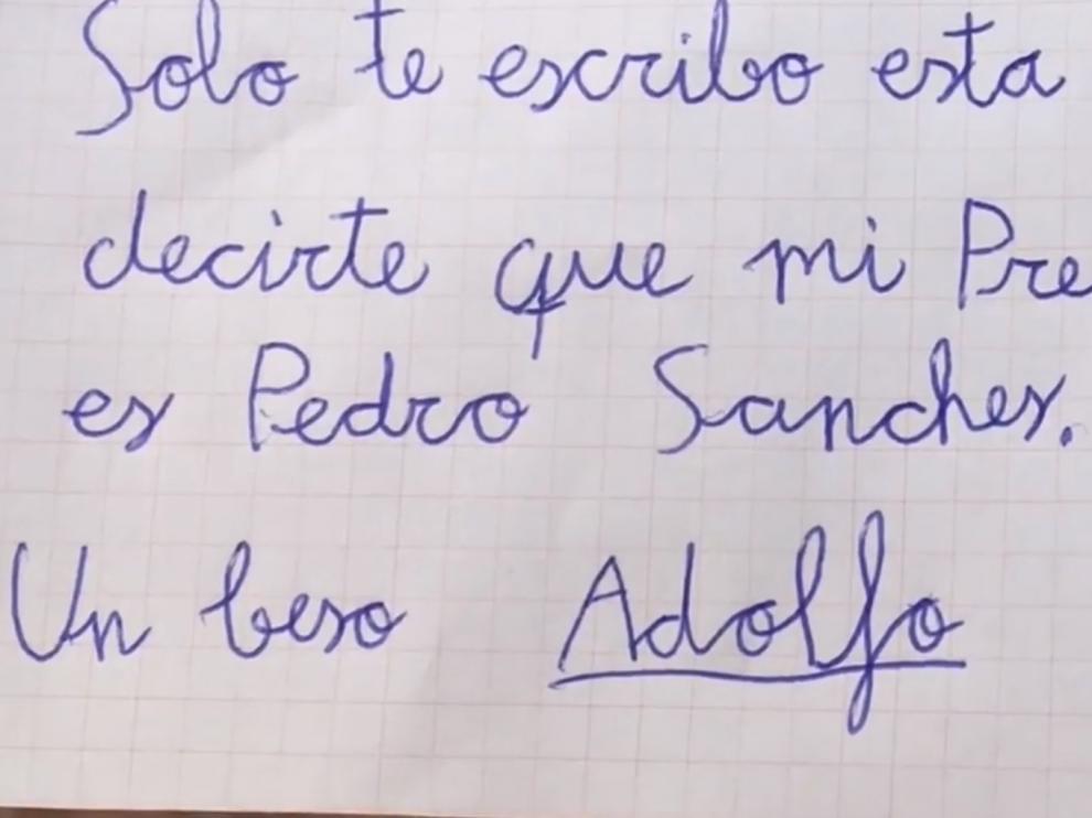 El PP colgó en su Twitter un vídeo que deseaba la muerte de Sánchez.
