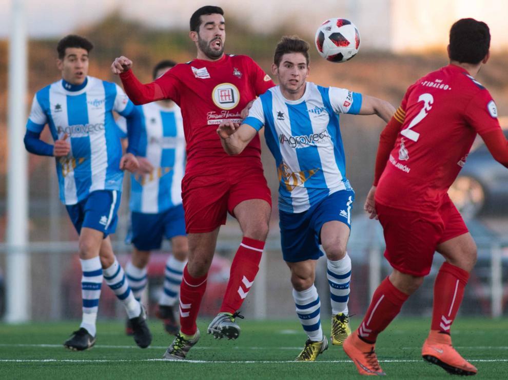 Fútbol. Tercera División- Casetas vs. Calamocha.