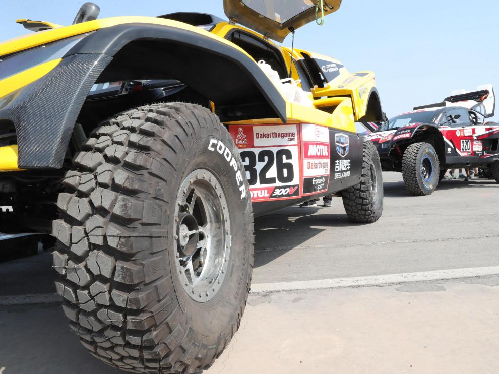 Arranca el Rally Dakar