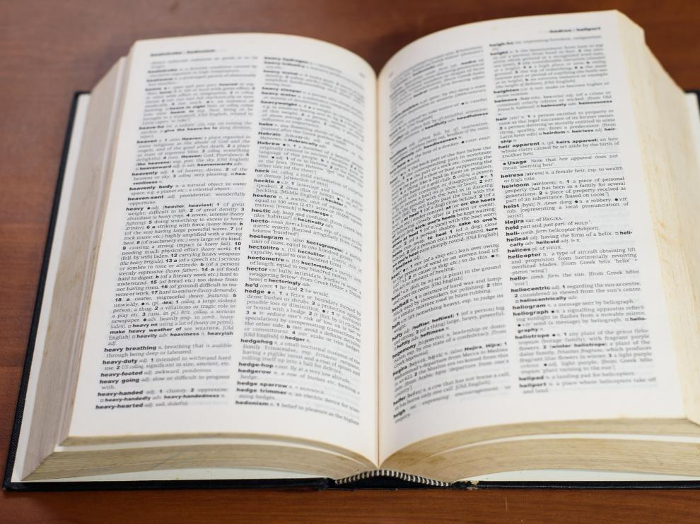 El diccionario de la Real Academia Española (RAE) alberga más de 88.000 entradas.