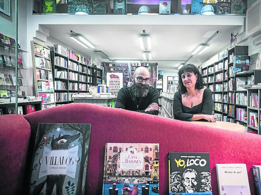 Félix González y Eva Cosculluela ponen fin a su intensa aventura cultural tras catorce años.