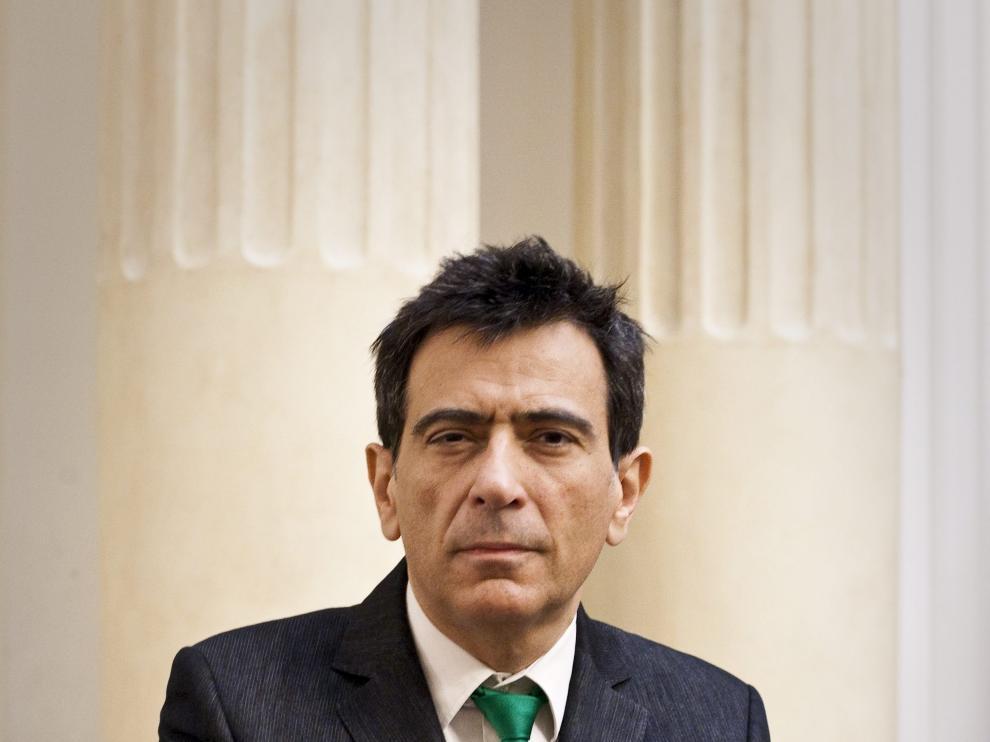 El periodista y escritor, Arcadi Espada, en una imagen de archivo.