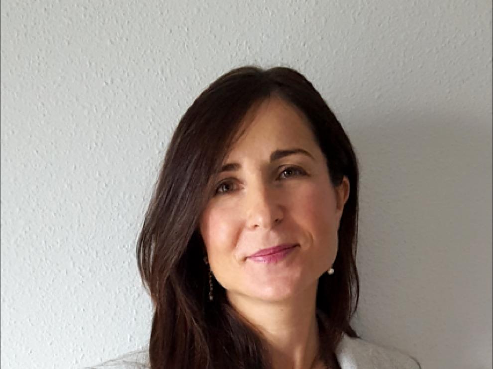 La profesora e investigadora galardonada, Alejandra Cortés.