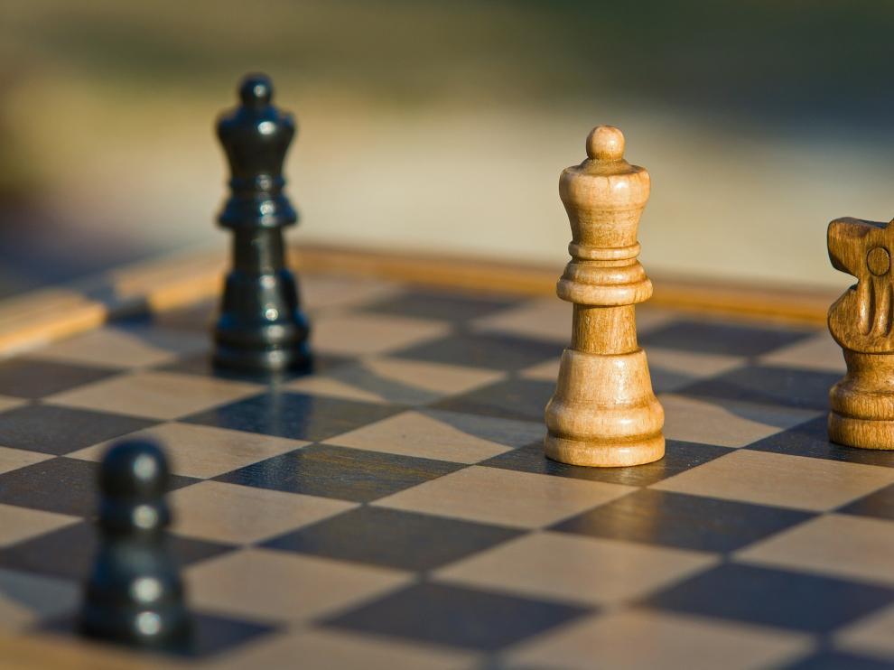 El ajedrez es uno de los juegos de antes a los que aún se juega.
